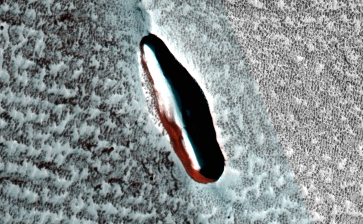 'The Thing' of Mars
