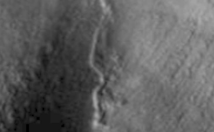 Bent Pipe or Tubing found on Mars - Two