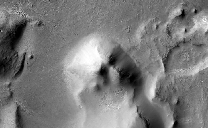 Another Face on Mars MkII