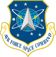 Logo: Air-Force Space Command