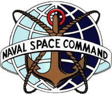 Logo: Naval Space Command (US Navy)