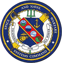 Logo: Space and Naval Warfare Systems Command