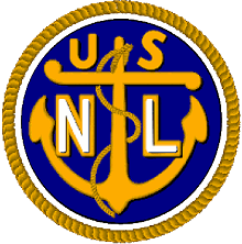 Logo: US Navy League