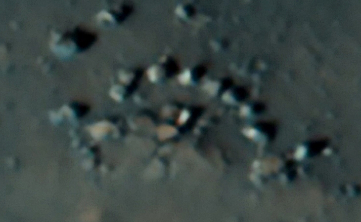 'Stonehenge' type structure from ESP_028957_2085 from my 'Stranger Things on Mars' post