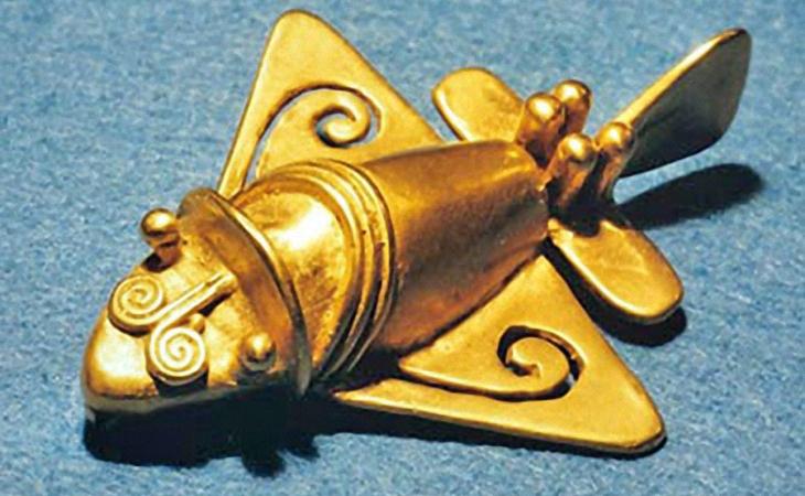 Quimbaya 'Jet' Jewelry