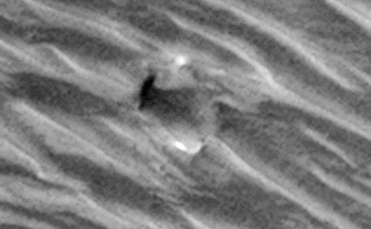 Geometrically-Shaped Impact Site