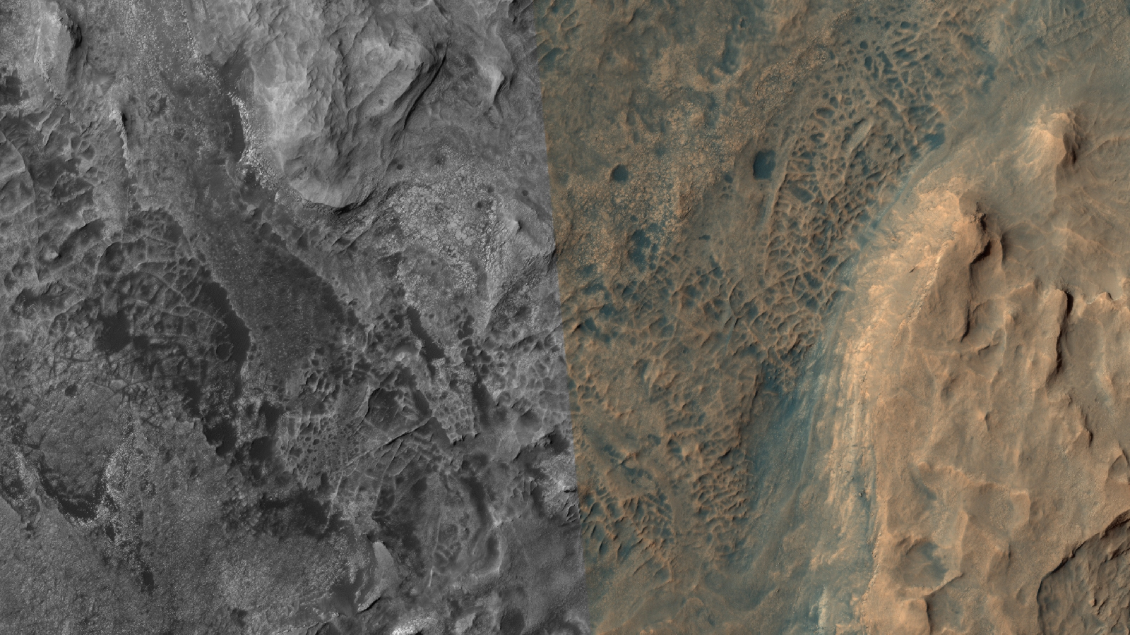 Puebloan ruins and giant monolith found on Mars – Mars ...