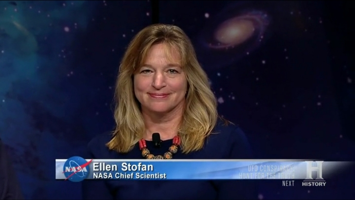 Ellen Stofan (NASA Chief Scientist)