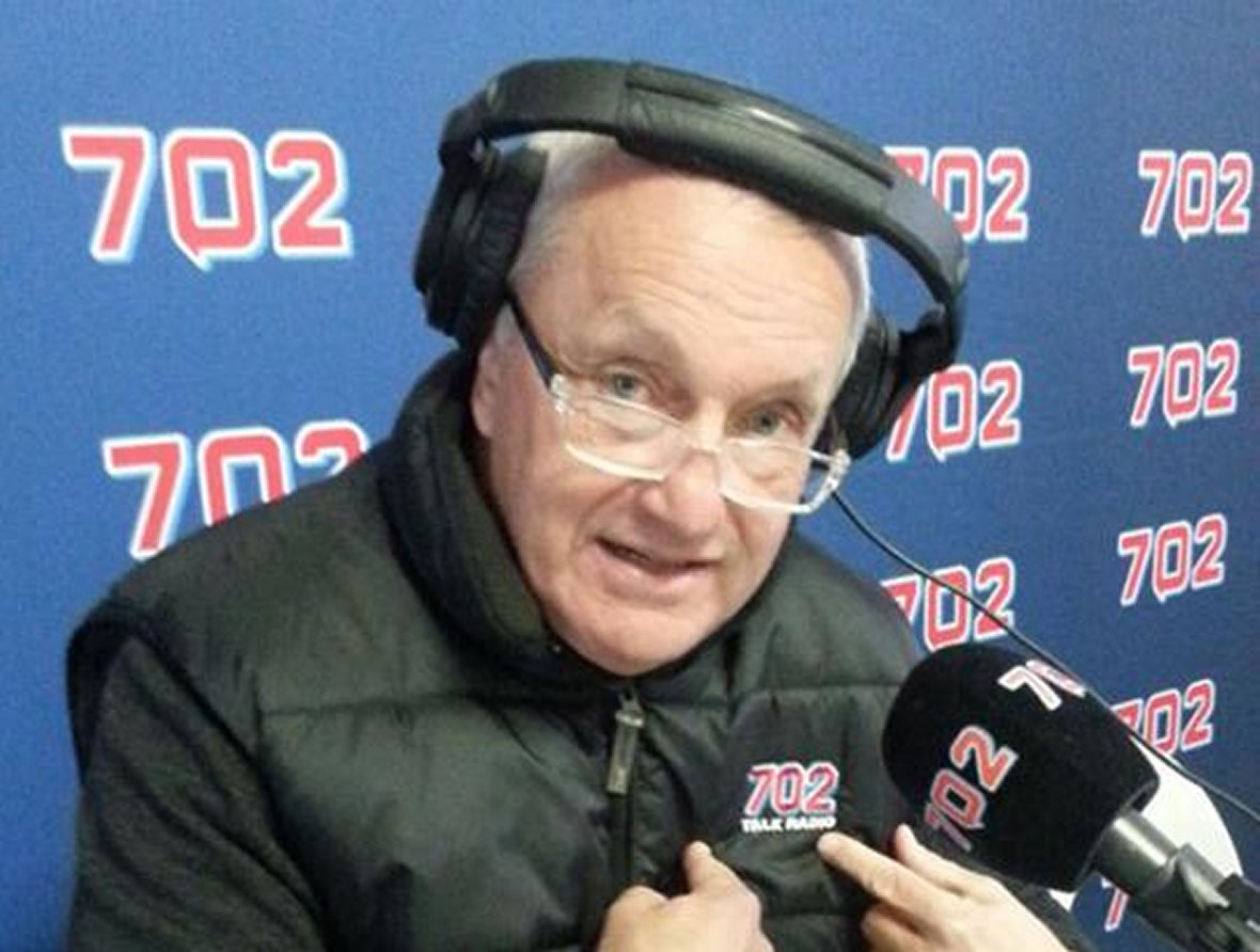 John Robbie (Talk Radio 702) - Source: all4women.co.za
