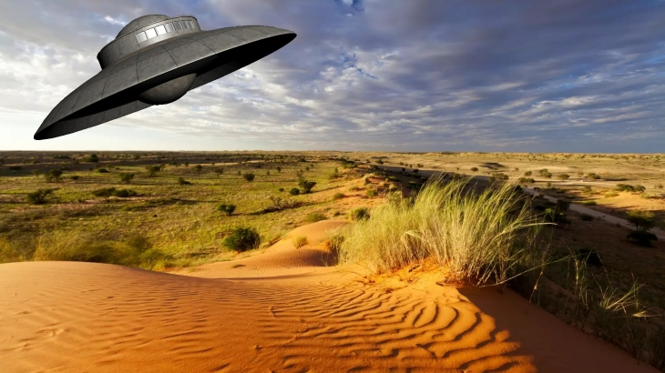 The 1989 Kalahari UFO Incident – South Africa's Roswell