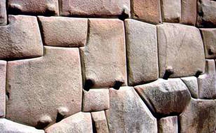 Knobs at Cuzco, Peru