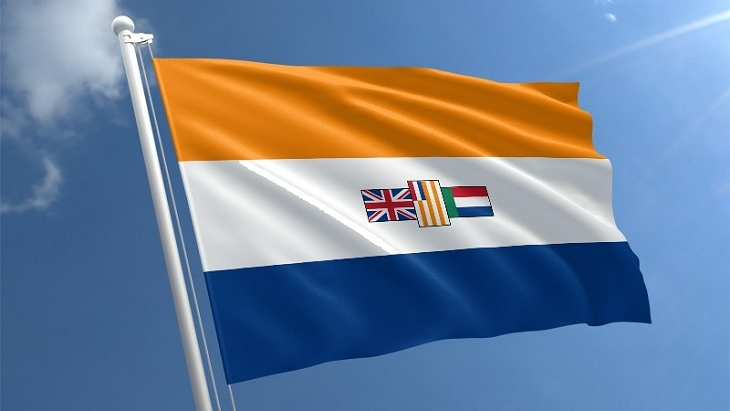 Old South African Flag - Source: theflagshop.co.uk