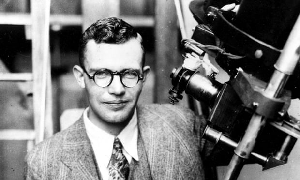 Clyde Tombaugh, source: theguardian.com