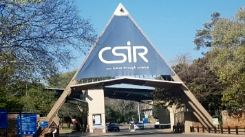 CSIR Main Entrance - Source: umoya-nilu.co.za
